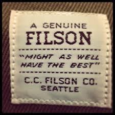 Abbigliamento FIlson