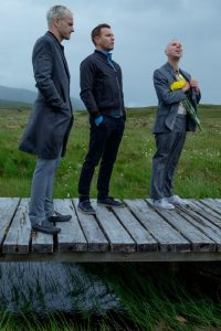 il look in Trainspotting 2