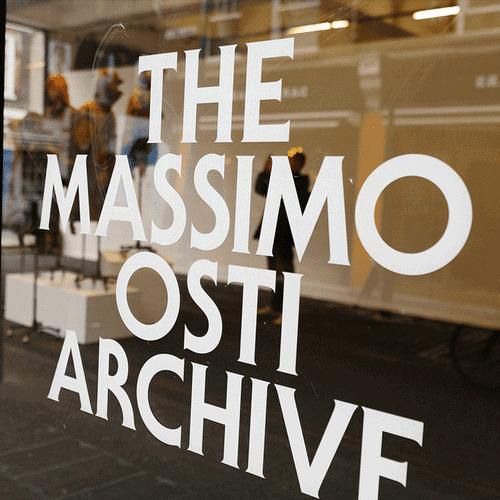 Il Massimo Osti Archive