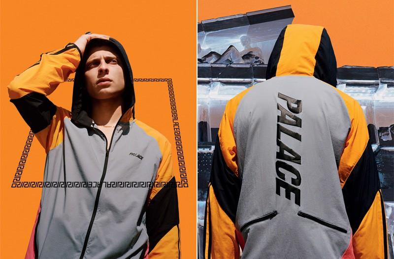 Adidas x Palace felpa hoodie