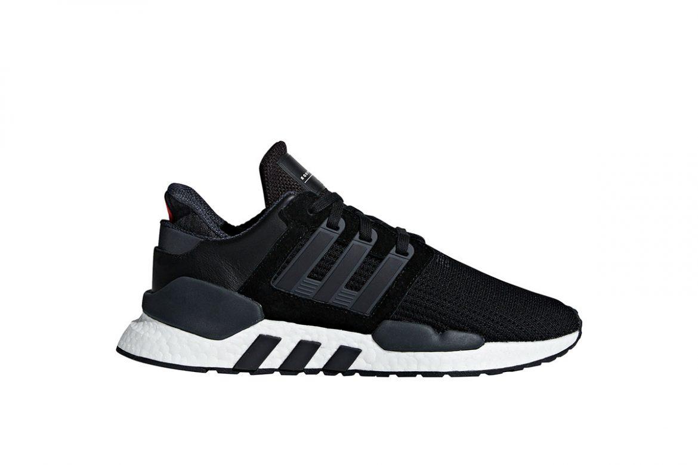 """Adidas EQT Support 91/18 """"Core Black"""""""